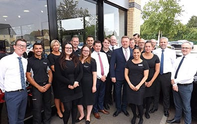 Superservice Triage helps Jardine Motors Group deliver a premium level of service to customers